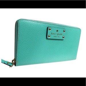 Kate Spade Wellesley Neda Zip Around Wallet